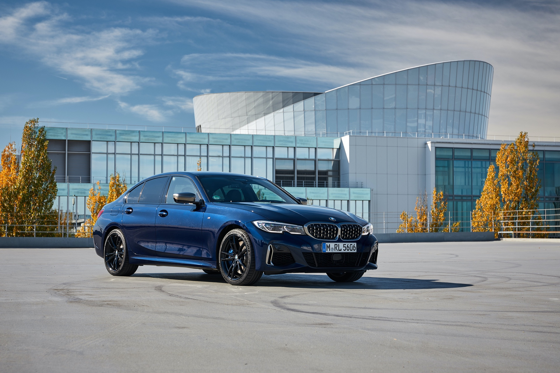 2019 BMW M340i xDrive review test drive 34
