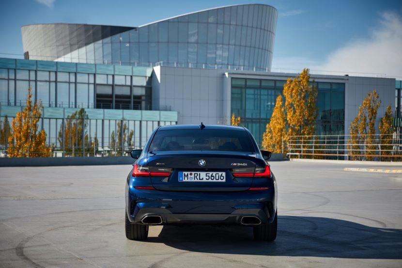 2019 BMW M340i xDrive review test drive 37 830x553