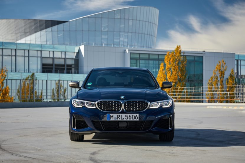 2019 BMW M340i xDrive review test drive 38 830x554
