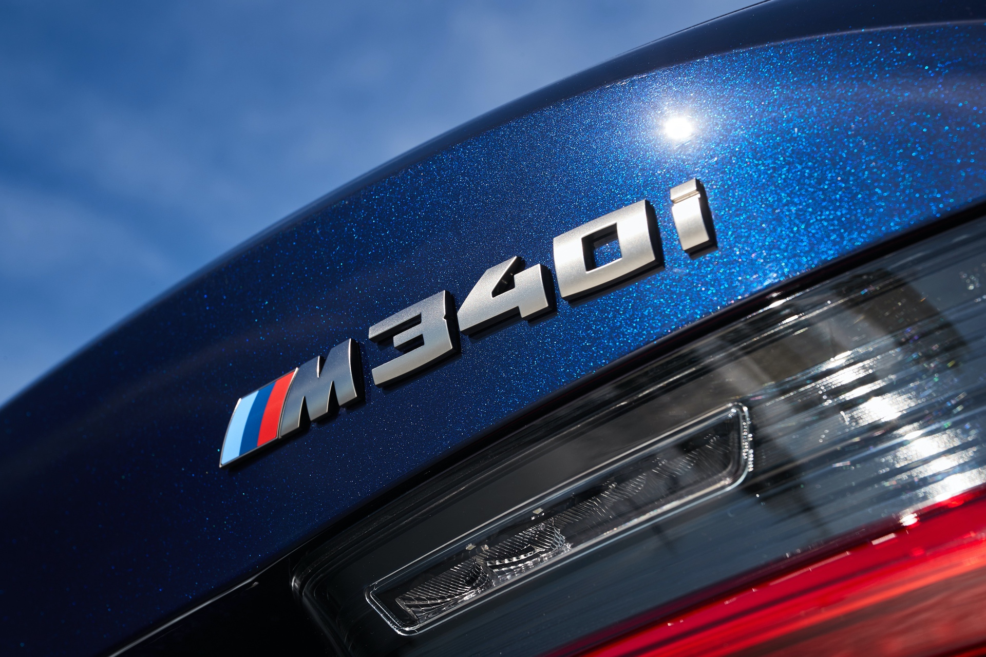 2019 BMW M340i xDrive review test drive 43