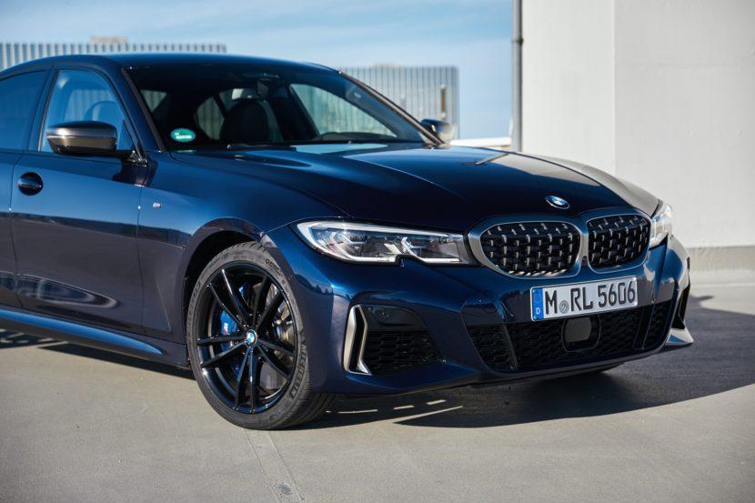 2019 BMW M340i xDrive review test drive 51 830x553
