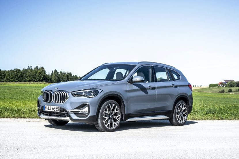 2019 BMW X1 Facelift