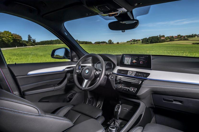 2019 BMW X1 xDrive25i 42 830x553
