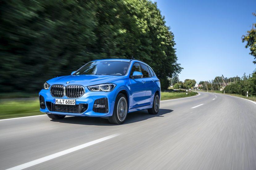 2019 BMW X1 xDrive25i 9 830x553