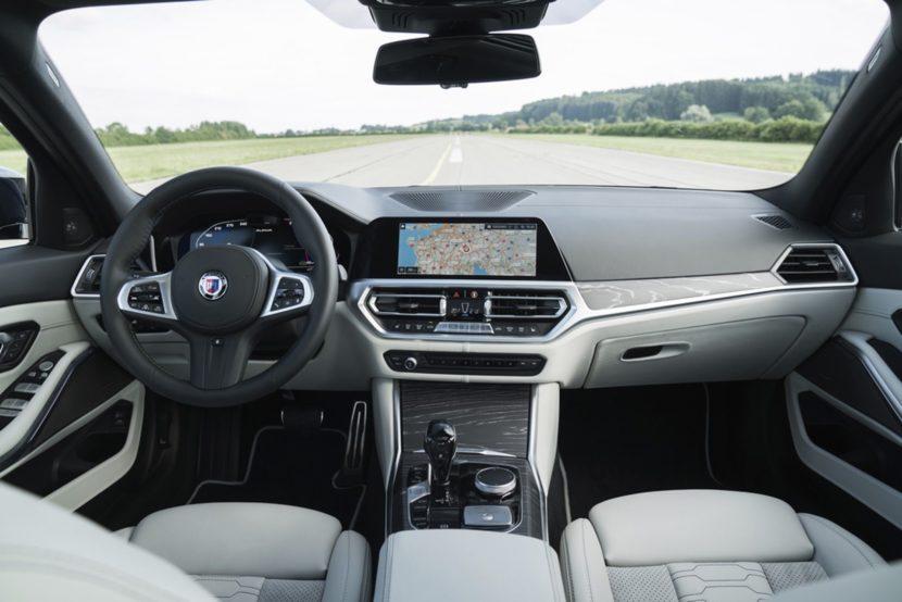 2020 Alpina B3 sedan revealed in Tokyo 17 830x554