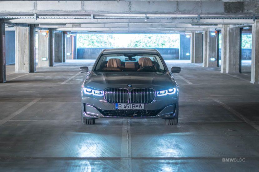 2020 BMW 745e test drive 32 830x553