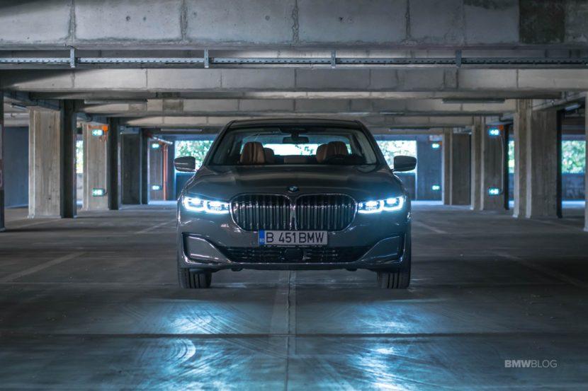2020 BMW 745e test drive 33 830x553