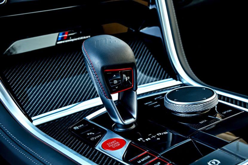 2020 BMW M8 Competition Coupe Frozen Marina Blue 117 830x553