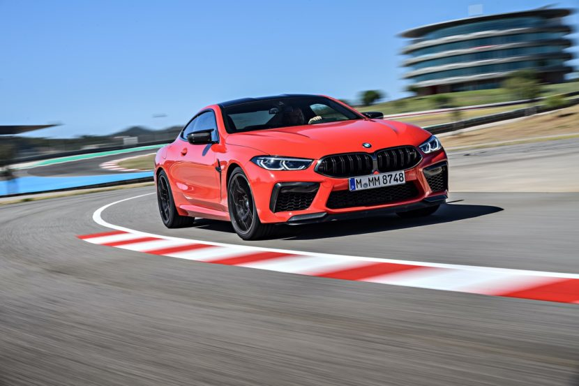 2020 BMW M8 Competition Coupe Horatiu Boeriu 0 830x553
