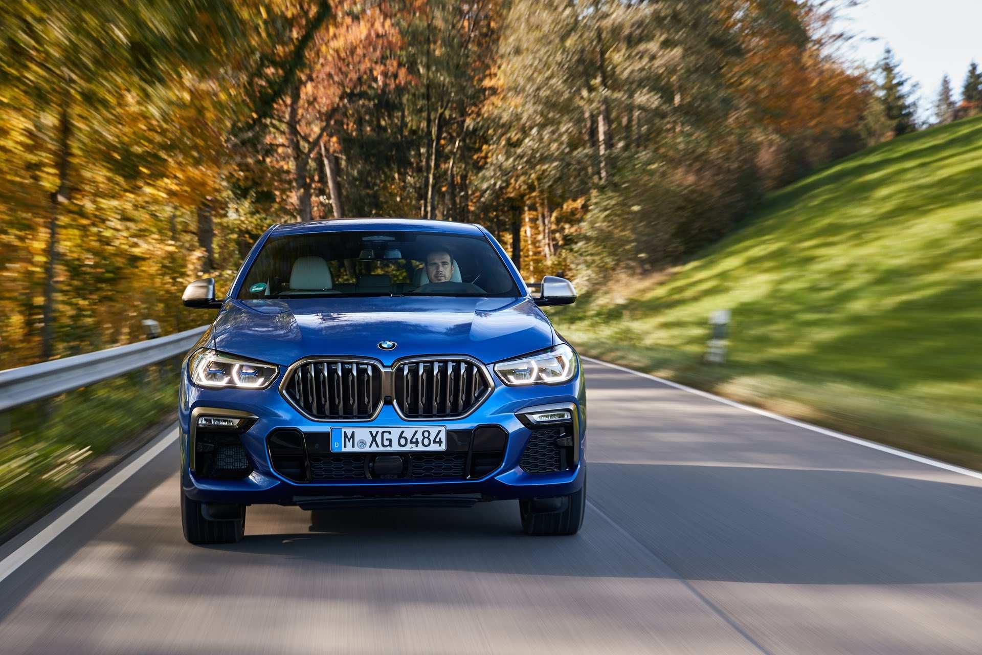 2020 BMW X6 horatiu 0