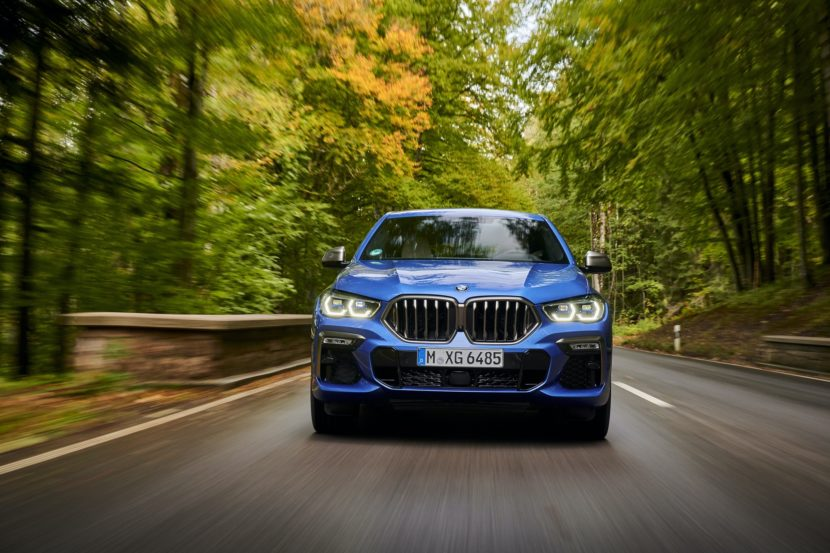 2020 BMW X6 images 0 830x553