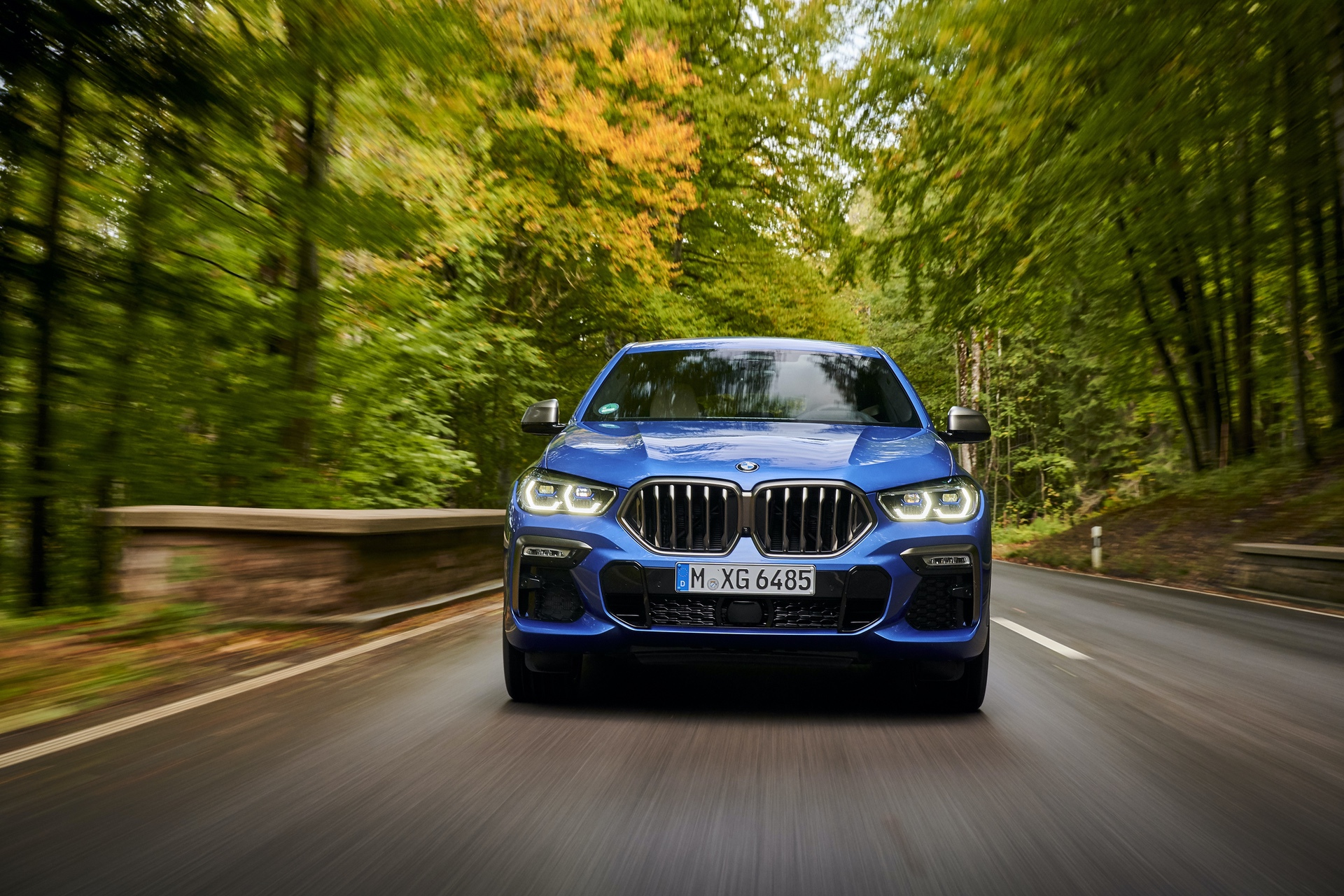 2020 BMW X6 images 0