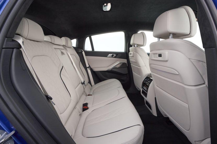 2020 BMW X6 images 103 830x553