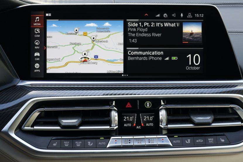 2020 BMW X6 images 108 830x553