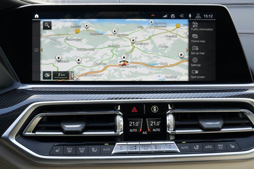 2020 BMW X6 images 109 830x553