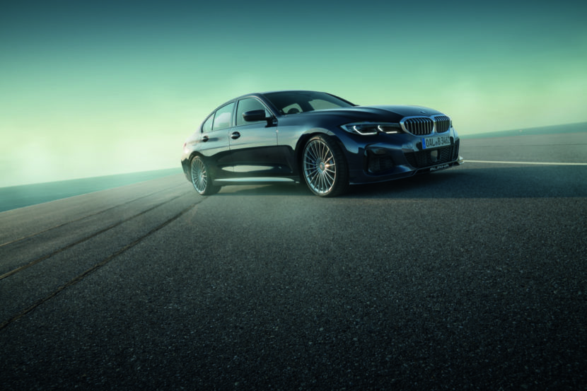 The new BMW ALPINA B3 Saloon: Younger, Greater, Stronger