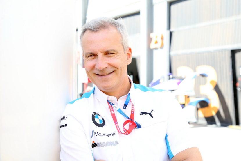 ABB FIA Formula E BMW i Andretti Motorsport at pre season tests 9 830x553
