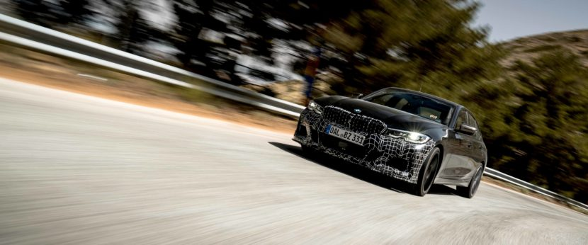 New ALPINA B3 Sedan G20 will debut at the Tokyo Motor Show