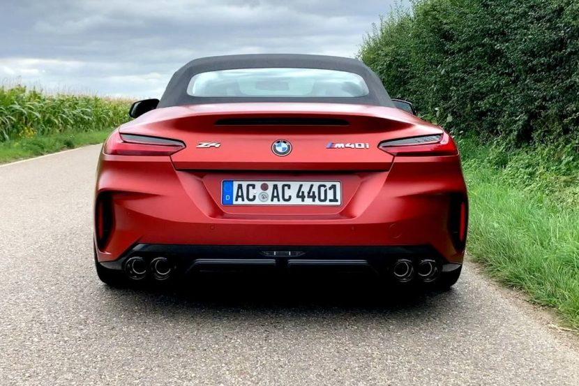 Ac schnizer BMW Z4 M40i 830x553