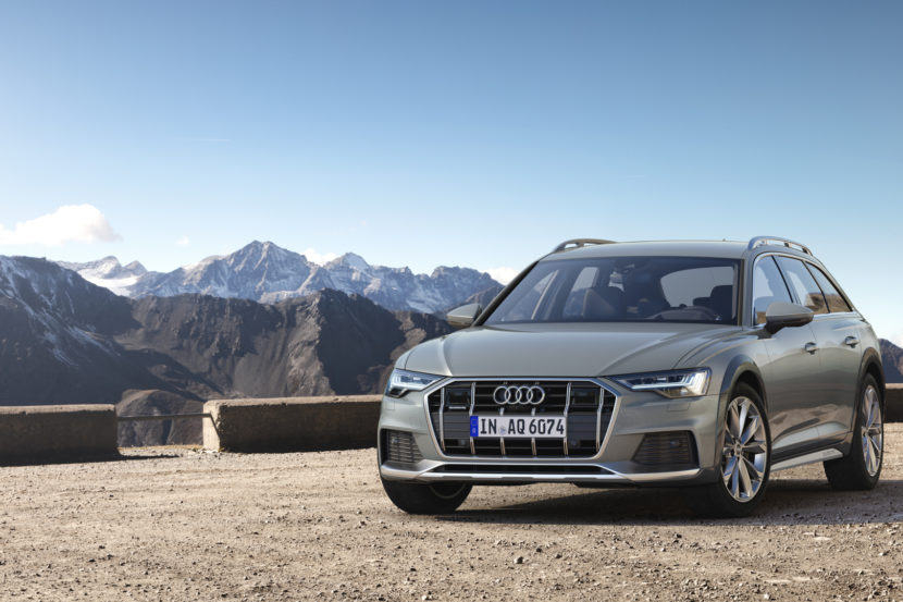 Audi A6 Allroad 5 of 5 830x553