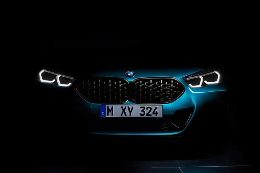 BMW 2 Series Gran Coupe teaser 1 830x553