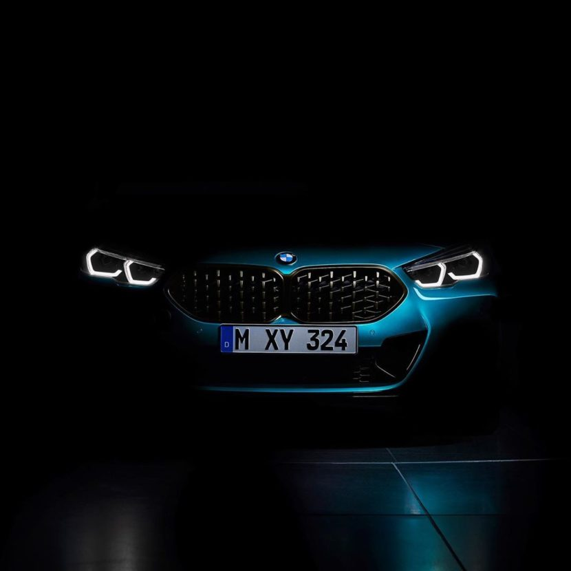 BMW 2 Series Gran Coupe teaser 1 830x830