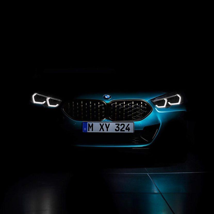BMW 2 Series Gran Coupe teaser 1 830x830