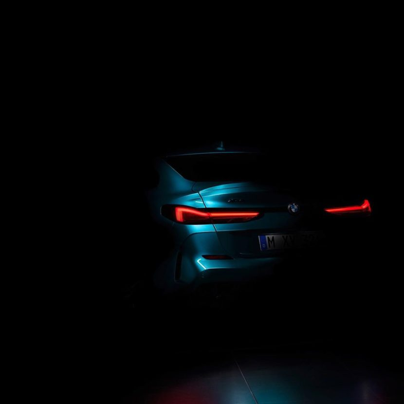 BMW 2 Series Gran Coupe teaser 3 830x830