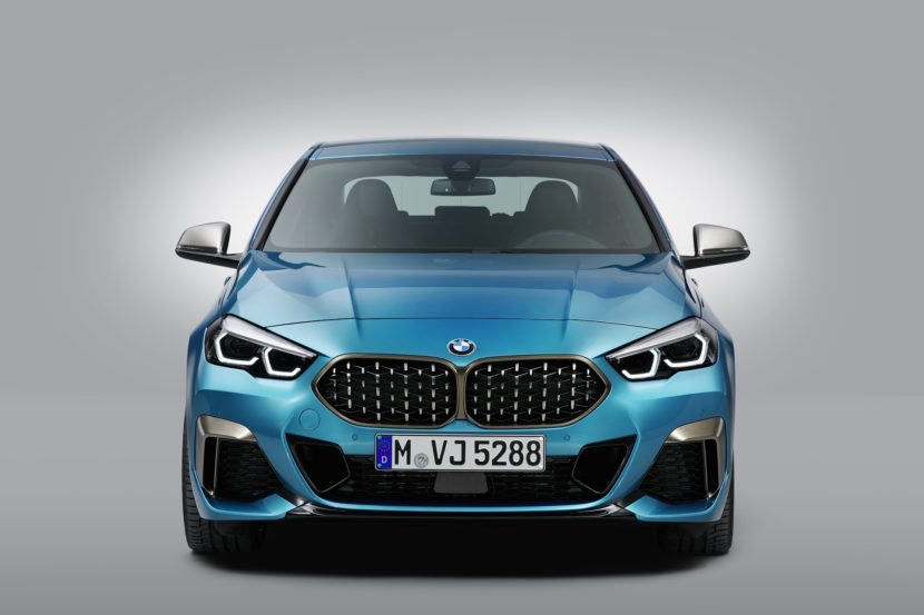 BMW 2 series gran coupe exterior 13 830x553