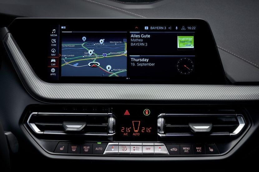 BMW 2 series gran coupe interior 6 830x553