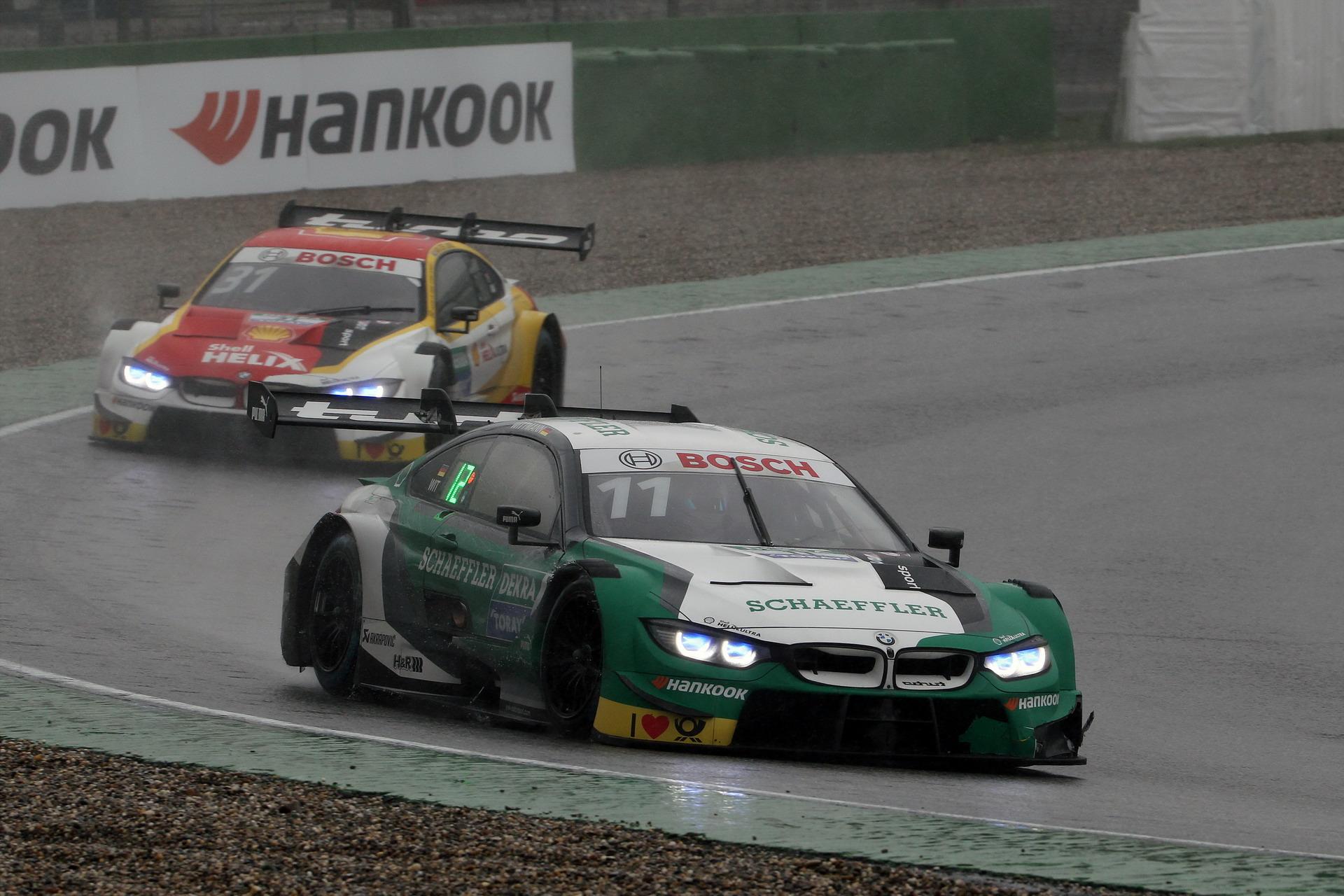 BMW 2019 DTM Season Hockenheim Finale 10