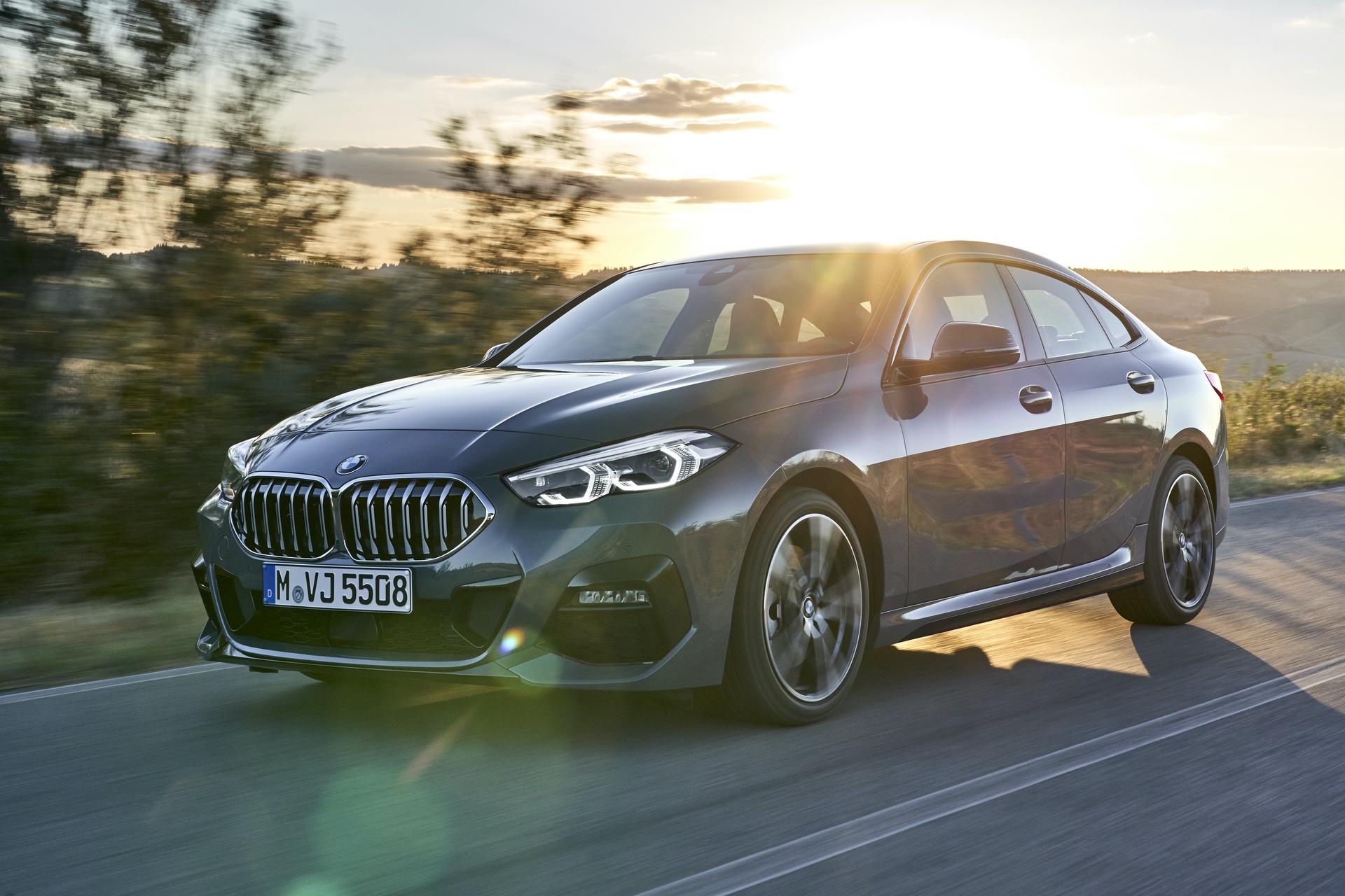 BMW 220d gran coupe exterior design 28