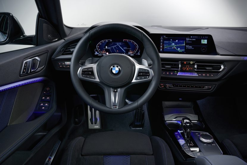 BMW 220d gran coupe interior 7 830x553