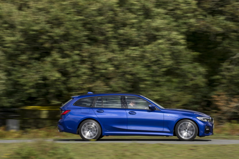 BMW 3 Series Touring G21 UK 20 830x552