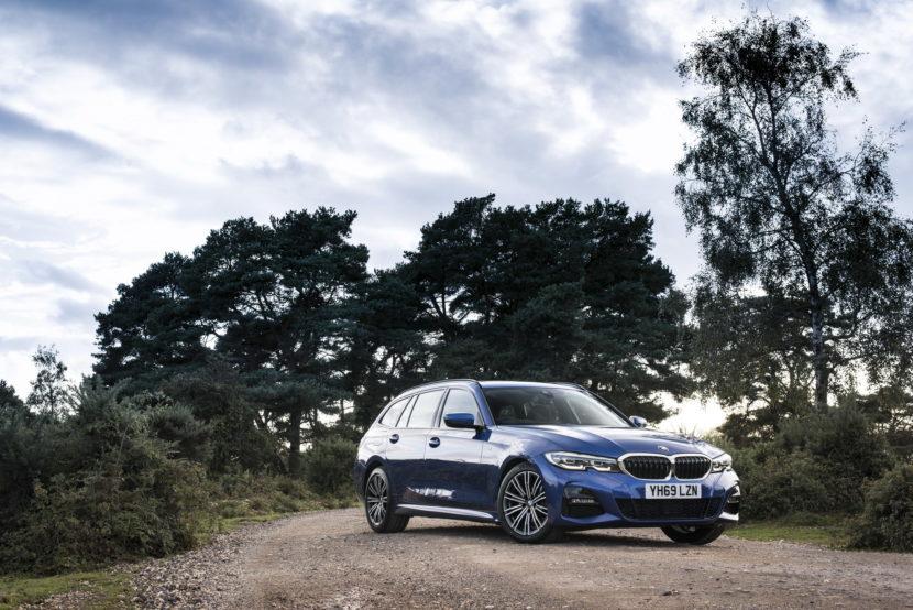BMW 3 Series Touring G21 UK 57 830x554