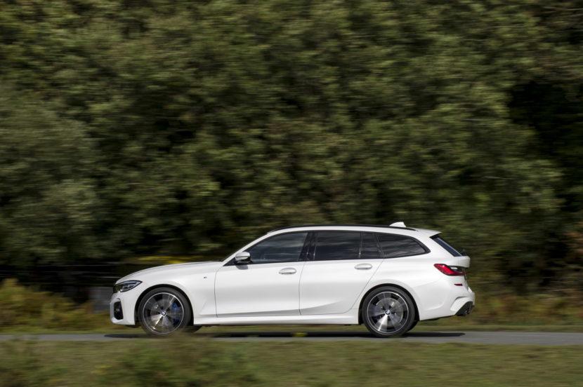 BMW 3 Series Touring G21 UK 74 830x552