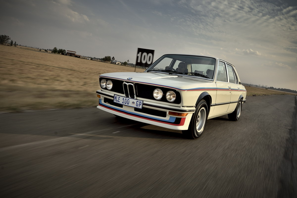 CLASSIC: The restored BMW 530 MLE returns home – True legends live forever