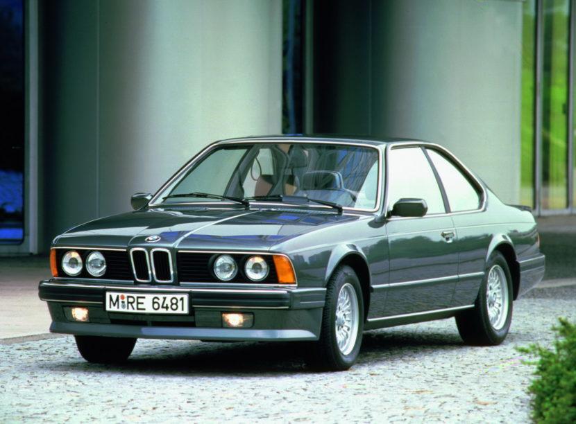 BMW 6 Series E24 2 830x612