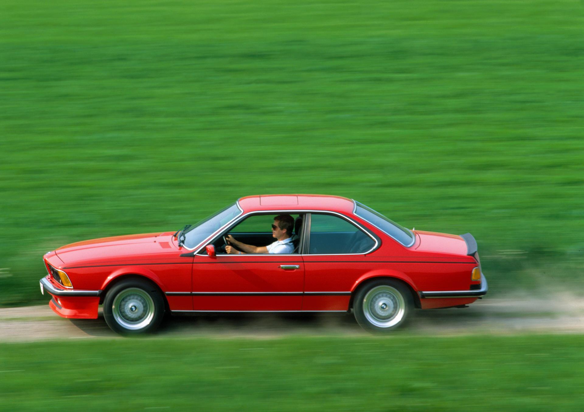 BMW 6 Series E24 21