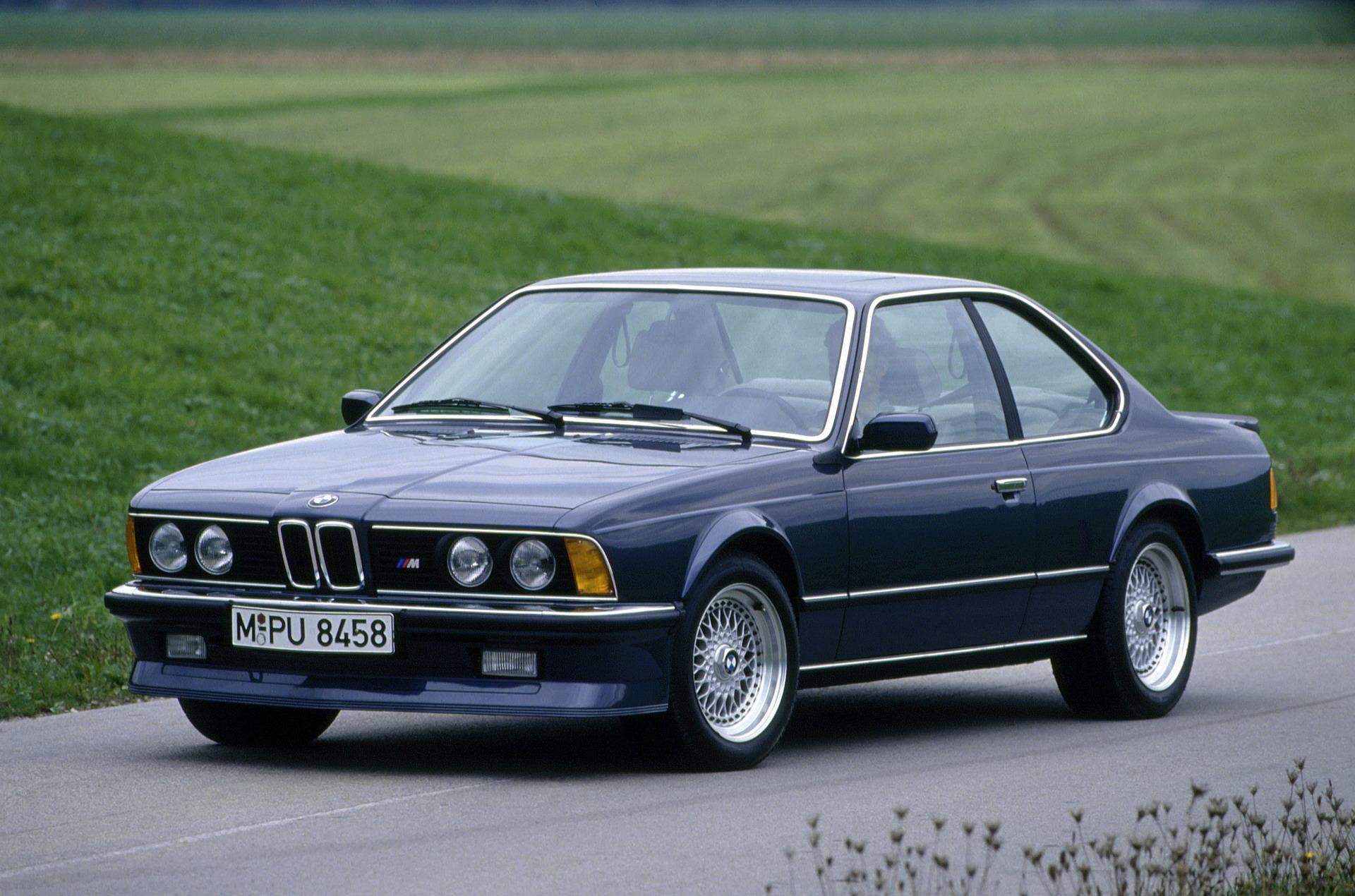 BMW 6 Series E24 22