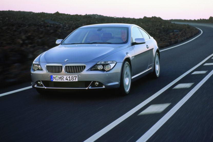 BMW 6 Series E63 E64 4 830x553