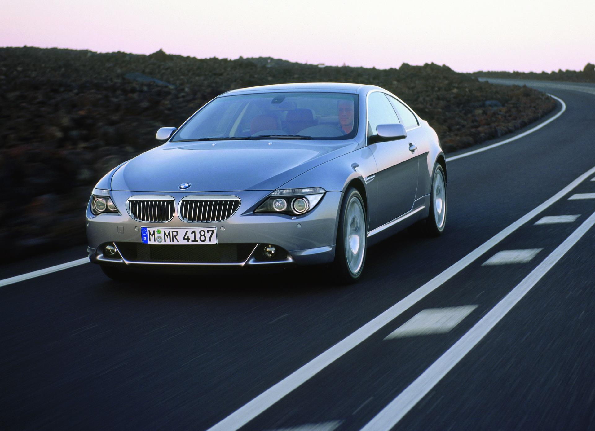 BMW 6 Series E63 E64 4