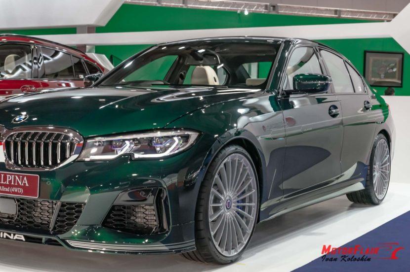 BMW ALPINA B3 Sedan 2019 17 830x552