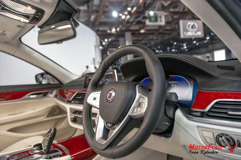 BMW ALPINA B3 Sedan 2019 6 830x552