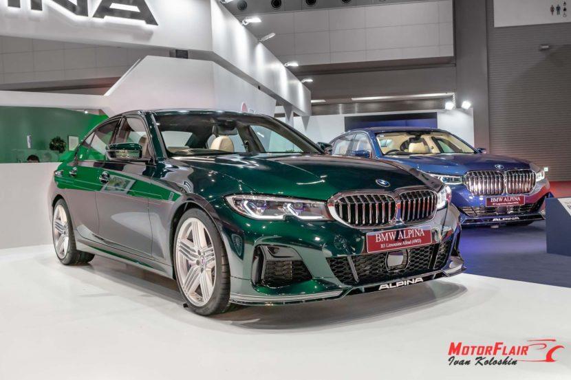BMW ALPINA B3 Sedan 2019 9 830x553