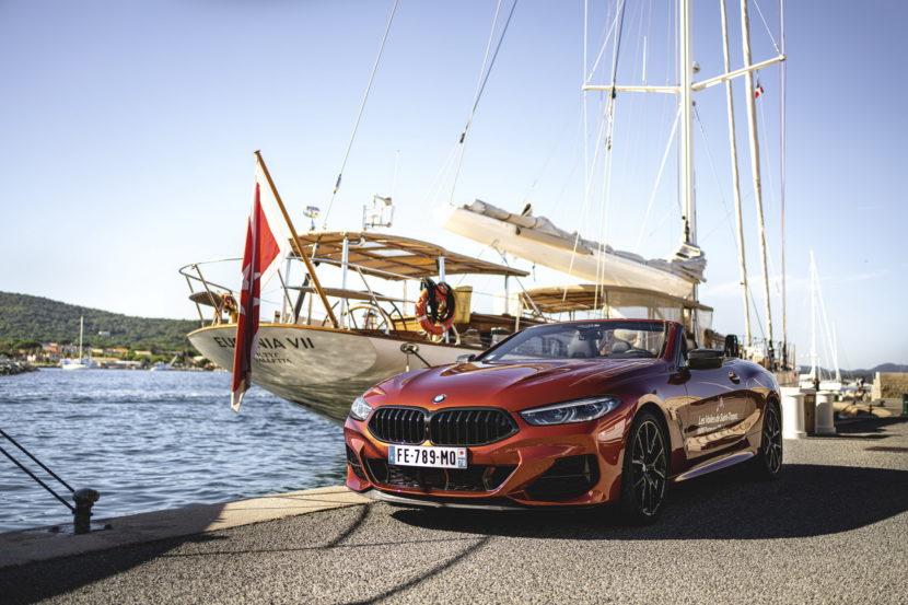 BMW M at Les Voiles de Saint Tropez 11 830x553