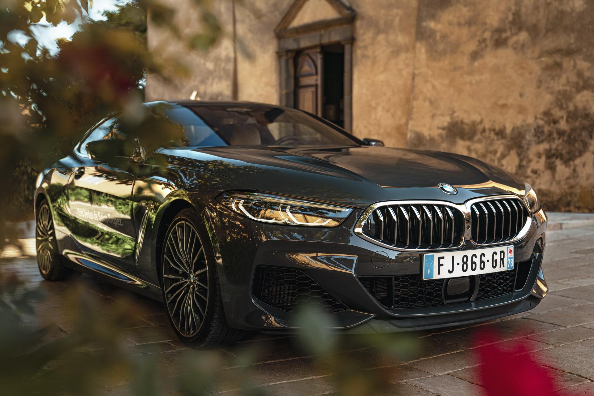BMW M takes a trip to Les Voiles de Saint-Tropez