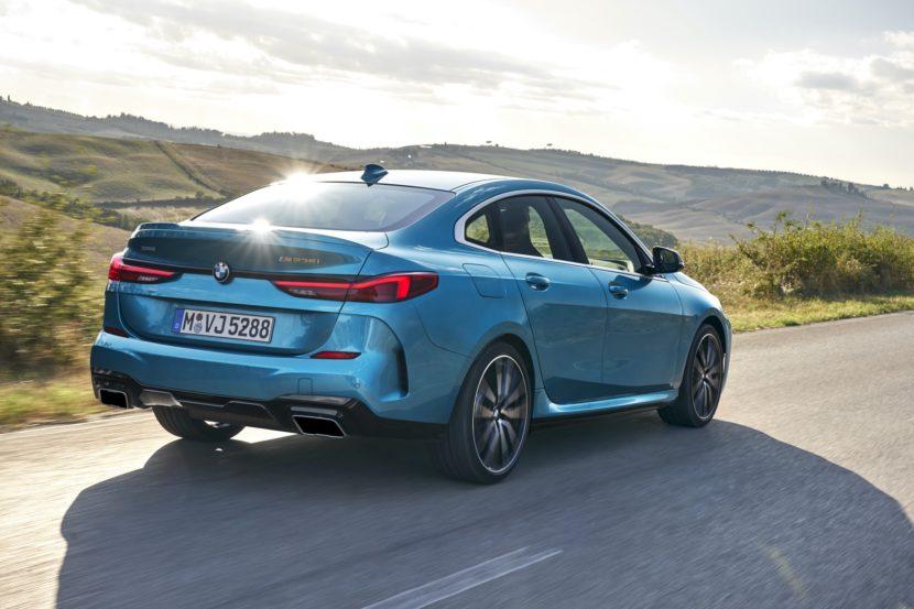 BMW M235i gran coupe 14 830x553