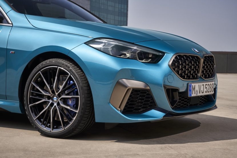 BMW M235i gran coupe 17 830x554