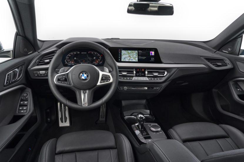 BMW M235i gran coupe 28 830x553